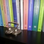 Studio di Opera - Particolare libri di psicologia