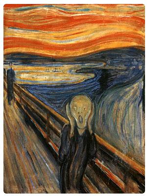 """L'""""Urlo"""" di Munch"""